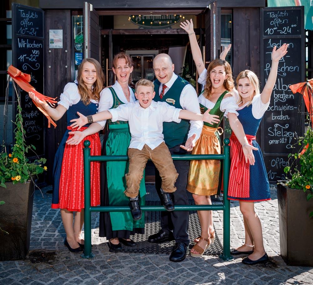 Gasthaus Fruhmann – Team