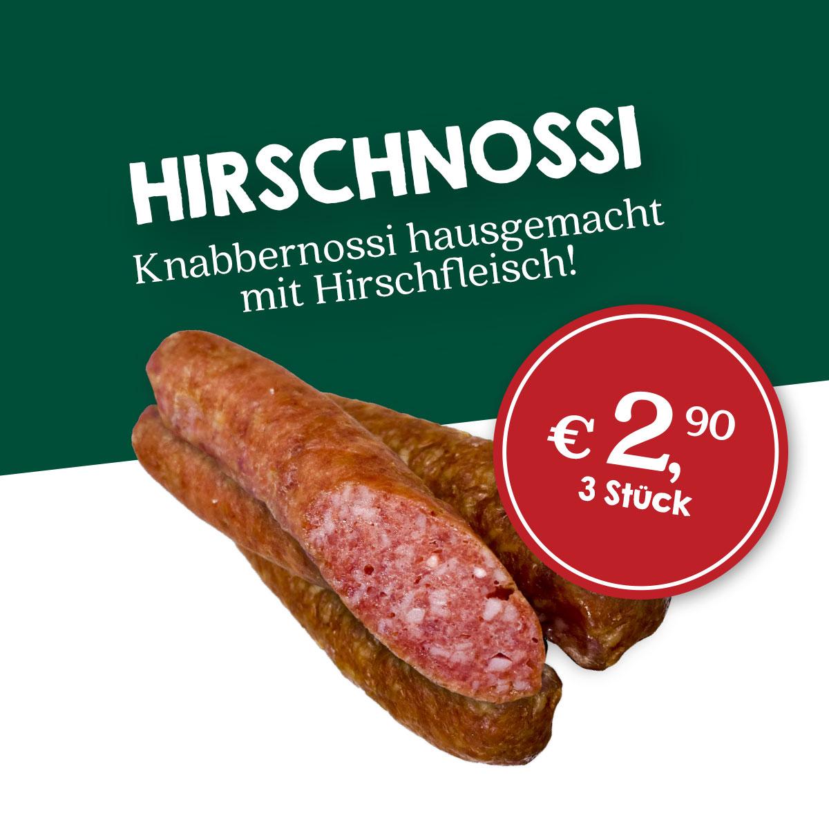 hirschnossi